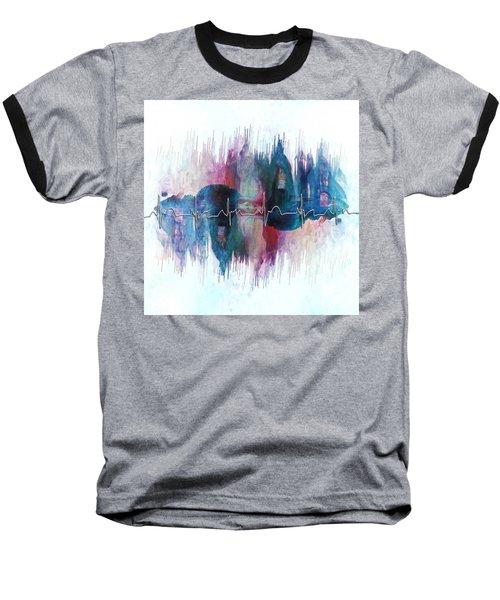 Heartbeat Drama Baseball T-Shirt