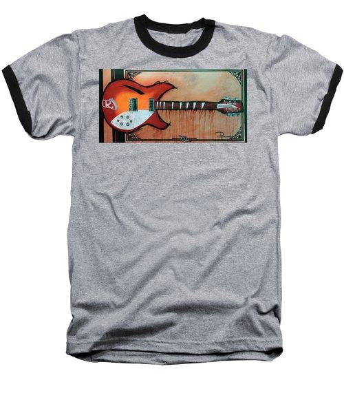 Heartbreaking 12 String Baseball T-Shirt