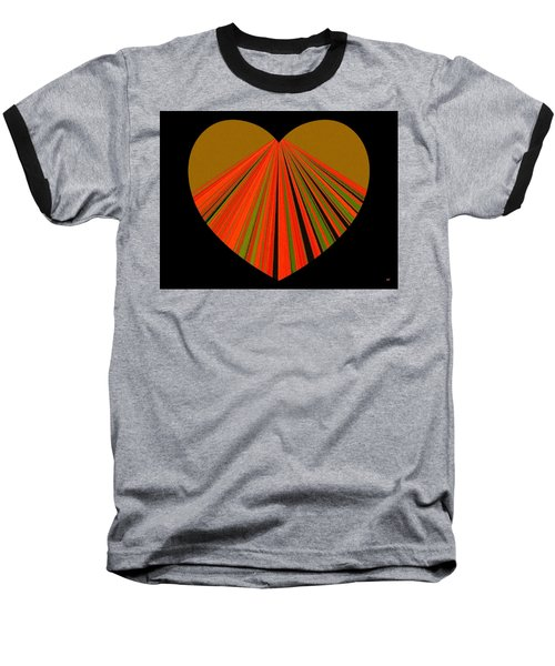 Heartline 5 Baseball T-Shirt