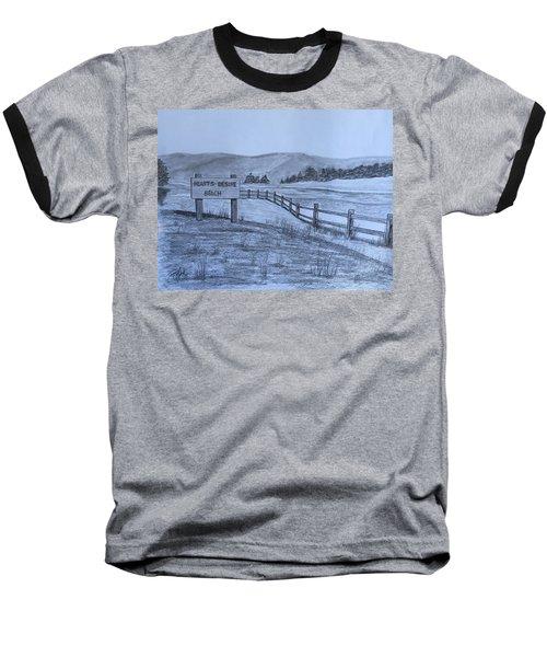 Hearts Desire Beach Baseball T-Shirt