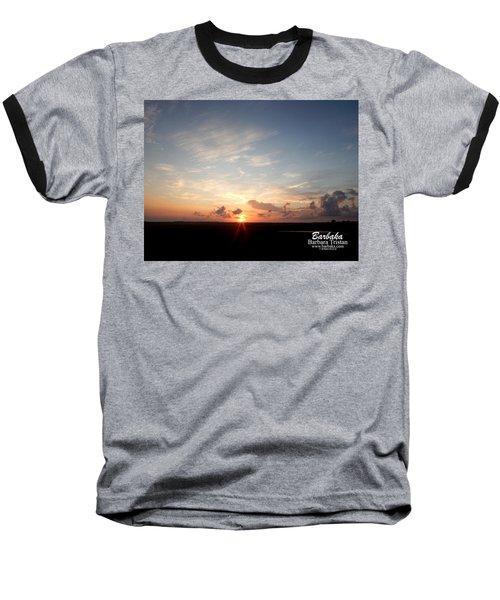 Hearts In The Distance Baseball T-Shirt