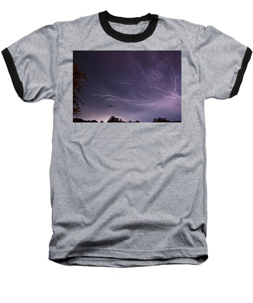 Heat Lightning Baseball T-Shirt