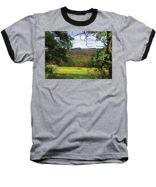 Heaven Baseball T-Shirt