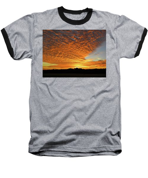 Heaven Sent Golden Sunrise Baseball T-Shirt