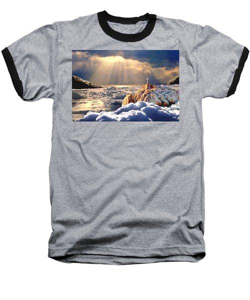 Heavenly Ascension Baseball T-Shirt