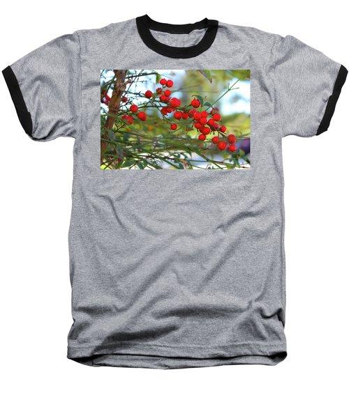 Heavenly Bamboo Baseball T-Shirt