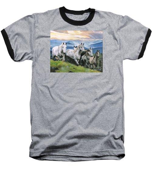 Heavenly Home Baseball T-Shirt