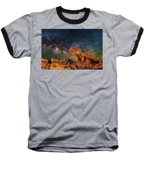 Heavenly Horses Baseball T-Shirt