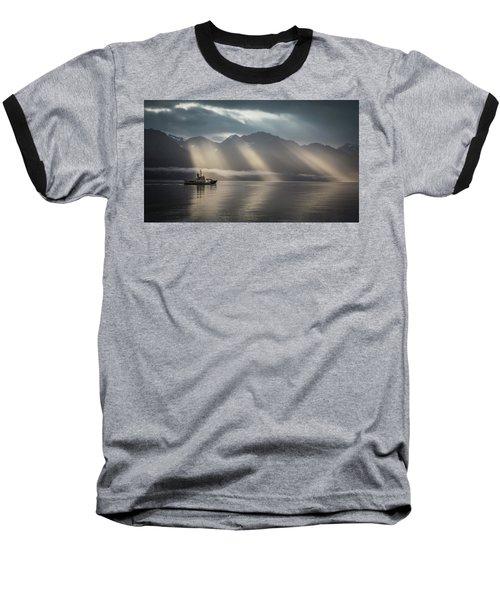 Heavenly Light Baseball T-Shirt