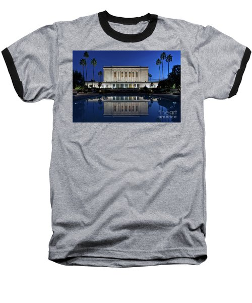 Heavenly Reflections Baseball T-Shirt