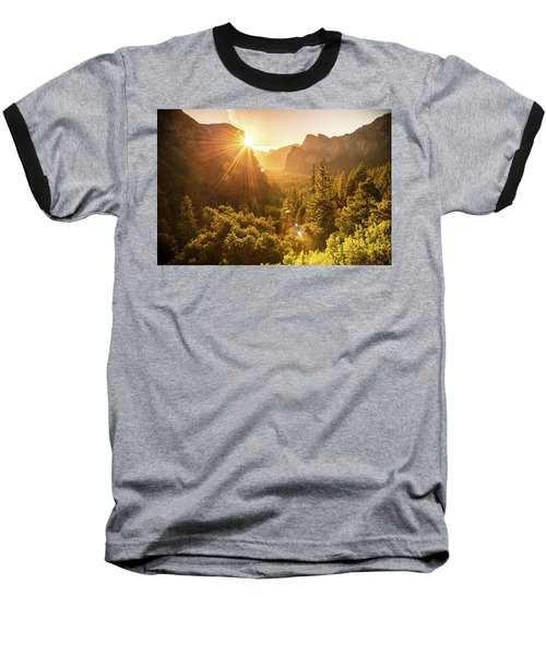 Heavenly Valley Baseball T-Shirt