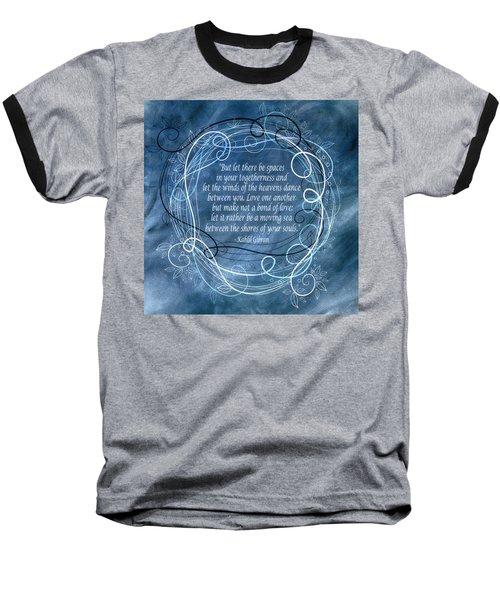 Heavens Dance Baseball T-Shirt