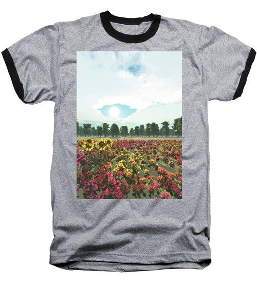 Heavens Eye Baseball T-Shirt