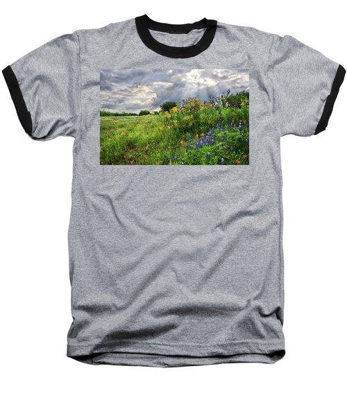 Heaven's Light  Baseball T-Shirt