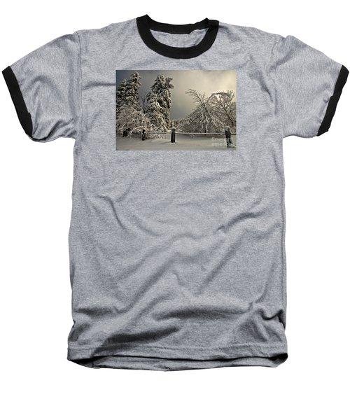 Heavy Laden Baseball T-Shirt