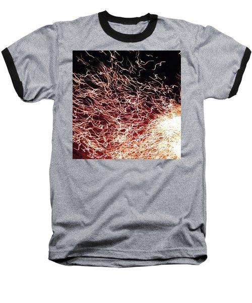 Hedgewood Fire Sparks Baseball T-Shirt