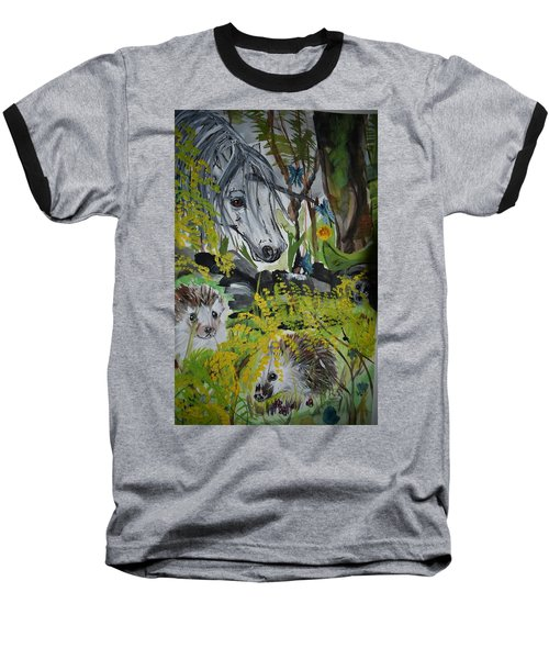 Hedgies Baseball T-Shirt