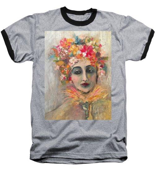 Hedy Lamore Baseball T-Shirt