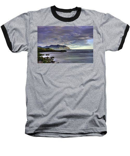 He'eia And Kualoa 2nd Crop Baseball T-Shirt