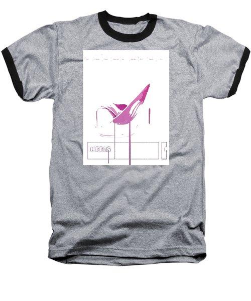 Heels Baseball T-Shirt