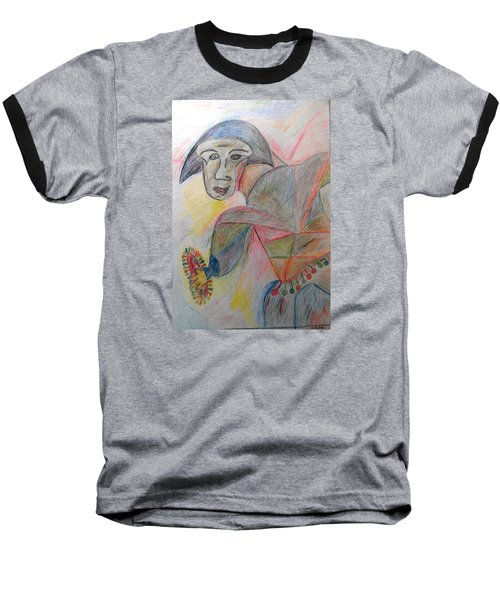 Hegemony Baseball T-Shirt