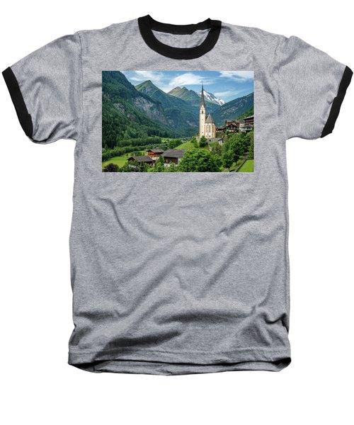 Heiligenblut Am Grossglockner Baseball T-Shirt
