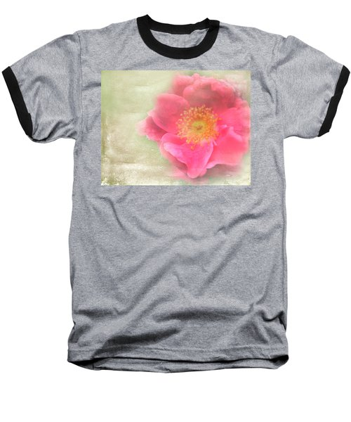 Heirloom Rose Baseball T-Shirt
