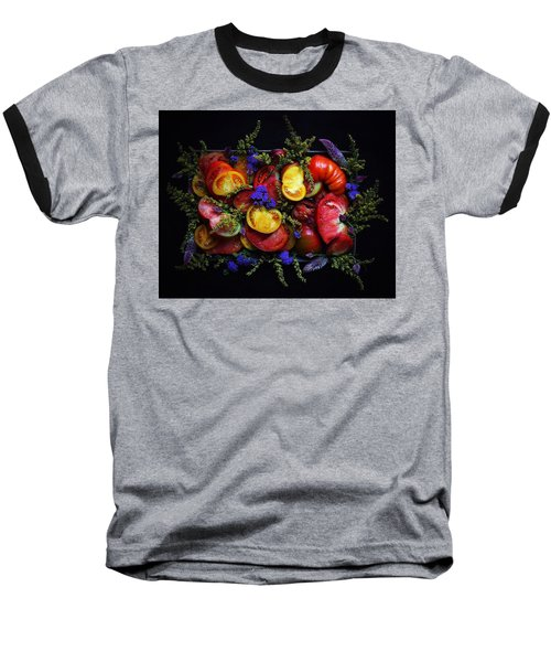 Heirloom Tomato Platter Baseball T-Shirt