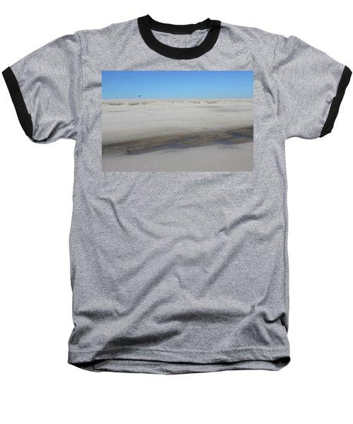 Helecopter Shirley New York Baseball T-Shirt by Bob Savage