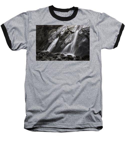 Helen Hunt Falls Baseball T-Shirt by Sennie Pierson