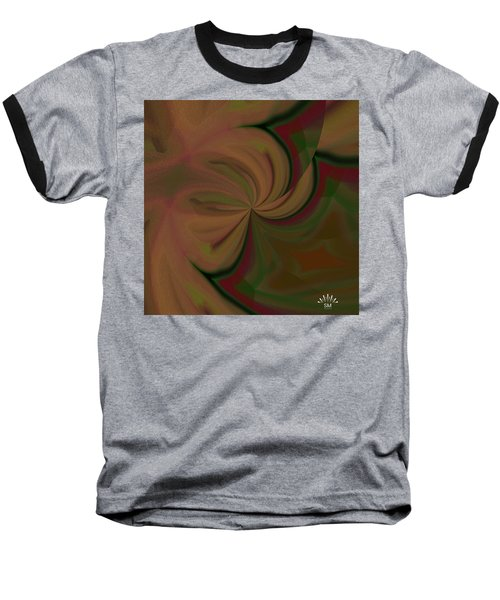 Helix Art  Design  Baseball T-Shirt