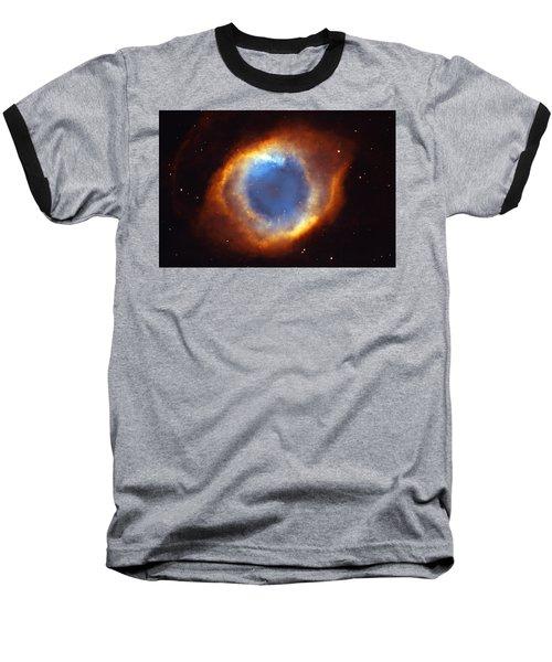 Helix Nebula Baseball T-Shirt
