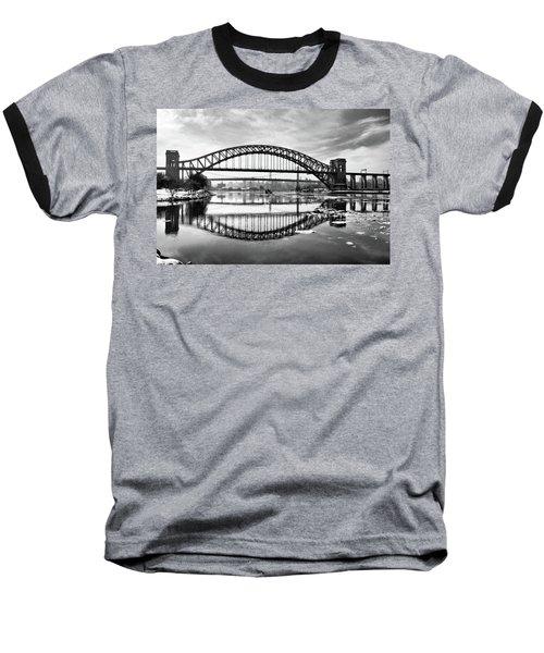 Hellgate Full Reflection Baseball T-Shirt