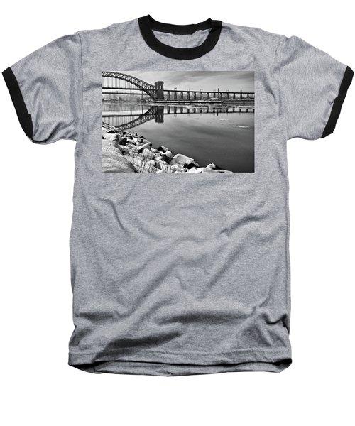 Hellgate Half Reflection Baseball T-Shirt