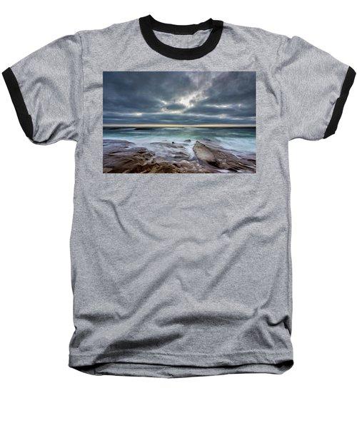 Hellishly Heavenly Baseball T-Shirt