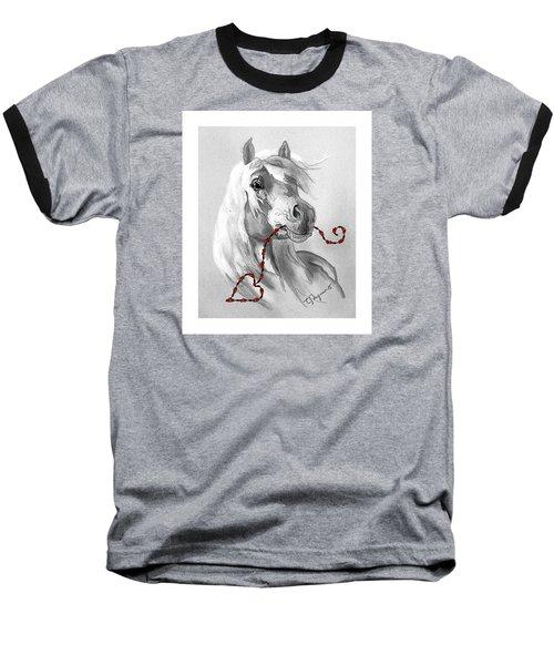 Hello Christmas Baseball T-Shirt