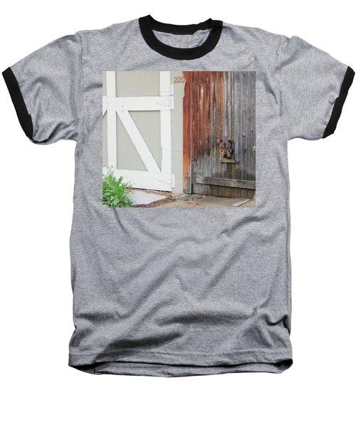 Hello, Comet Baseball T-Shirt