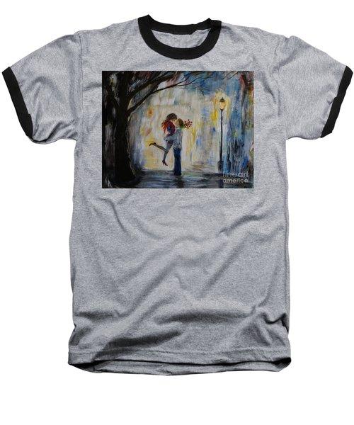 Hello Honey Baseball T-Shirt by Leslie Allen
