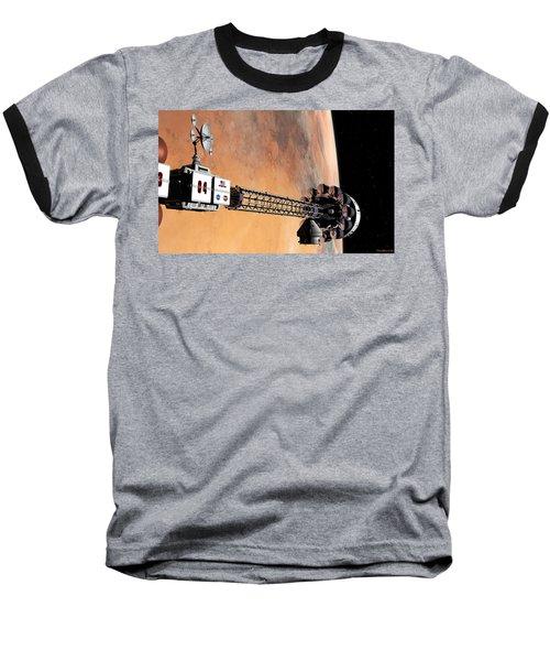 Hello, Huston From Hermes, Do You Read Me Baseball T-Shirt