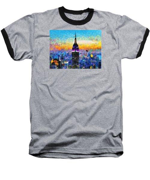 Hello New York Baseball T-Shirt