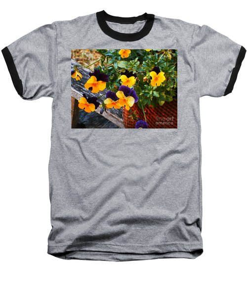 Baseball T-Shirt featuring the photograph Hello Spring by Donna Dixon