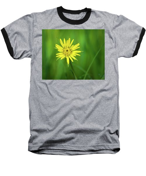 Baseball T-Shirt featuring the photograph Hello Wild Yellow by Bill Pevlor
