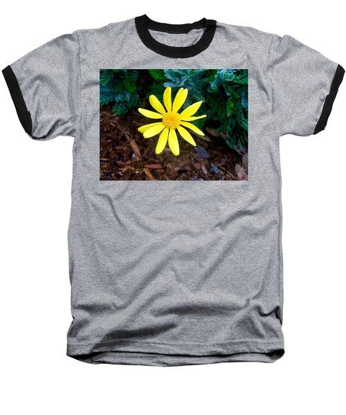 Hello Yellow Baseball T-Shirt