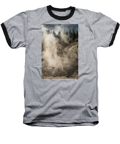 Hells Gate Baseball T-Shirt