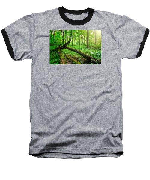 Hells Hollow Baseball T-Shirt