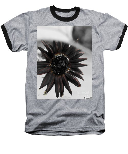 Hells Sunflower Baseball T-Shirt
