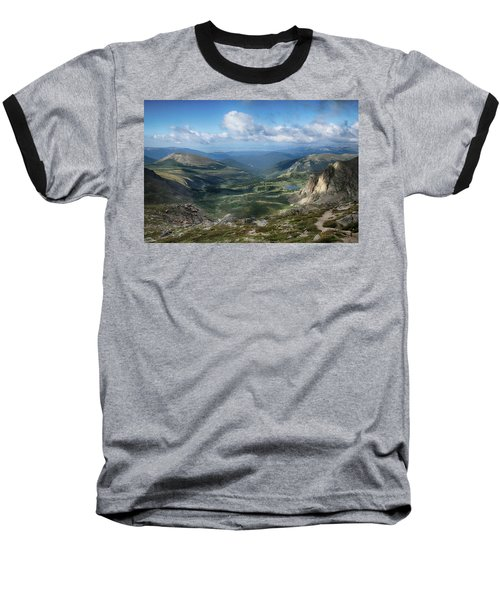 Helms Lake Valley 2 Baseball T-Shirt