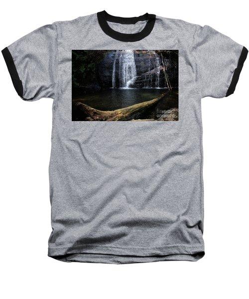 Helton Creek Falls Georgia Baseball T-Shirt