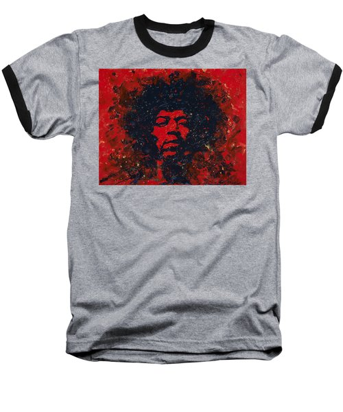 Hendrix Baseball T-Shirt