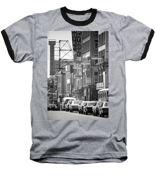 Hennepin And The Orpheum Baseball T-Shirt